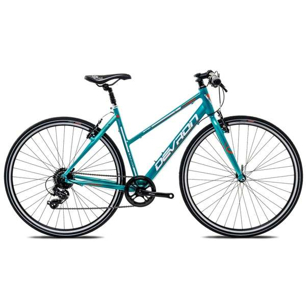 Bicicleta Devron Lady Urban LU1.8 Electric Blue