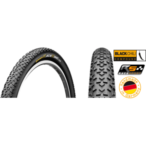 Cauciuc Continental Race King 27.5x2.2 pliabil