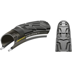 Cauciuc Continental City RIDE II Reflex Puncture ProTection 28x1.6