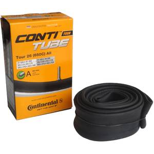 Camera bicicleta Continental Tour 28 Wide S42 28x1.75 > 2.5 valva presta