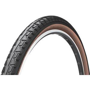 Cauciuc Continental RIDE Tour Puncture ProTection 28x1.75 negru/maro