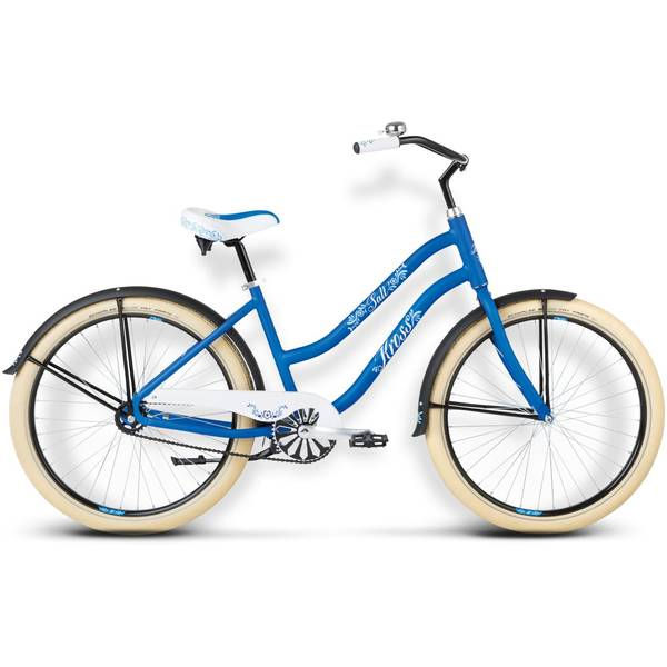 Bicicleta Kross Salt blue-white matte 2015
