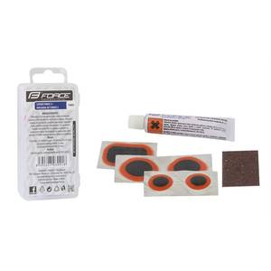 Force Set reparatie pana petice + lipici
