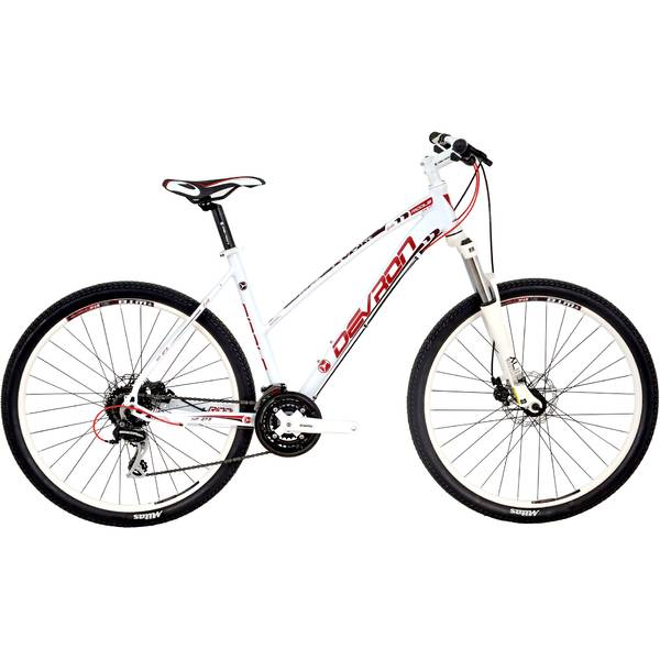 Bicicleta Devron Riddle Lady LH1.7 Crimson White