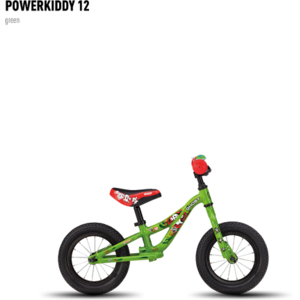 Powerkiddy 12 2016-Rosu/Verde