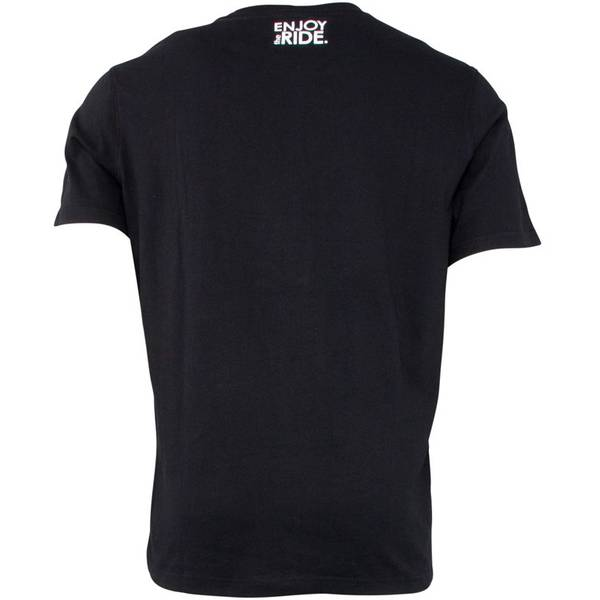 O'NEAL Tricou normal Riders negru-retro S/M