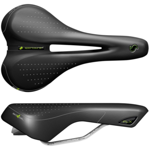 Selle ST FLX Lady/Man Gel Flow  FeC Alloy black