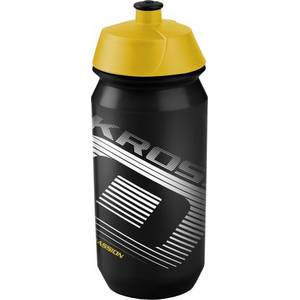 Bidon Durar 500 ml black-yellow