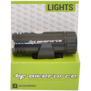 BikeForce Lampa fata Blinder Black USB