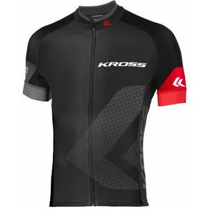 Kross Tricou barbat RACE red