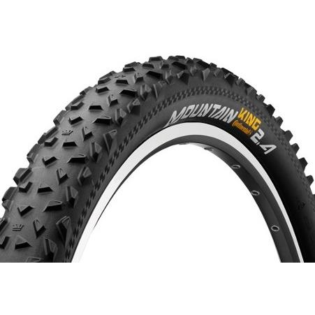 Cauciuc Continental Mountain King UST 26x2.4 pliabil tubeless