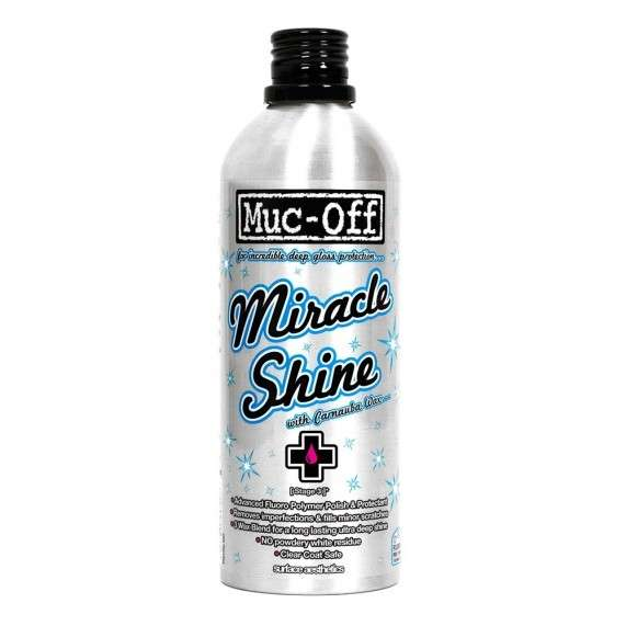 Muc-Off solutie lustruit Miracle Shine Polish 500 ml