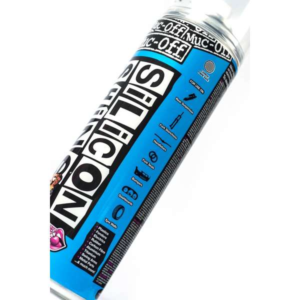 Muc-Off Spray Silicone Shine 500ml