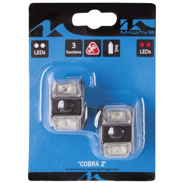 M-Wave Set Lumini far + stop Cobra 2