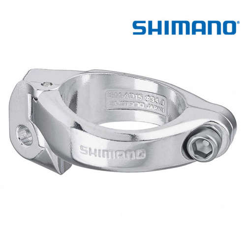 Schimbator foi Shimano Colier SM-Ad15 34.9Mm (1-3/8) Pt. Brazed-On
