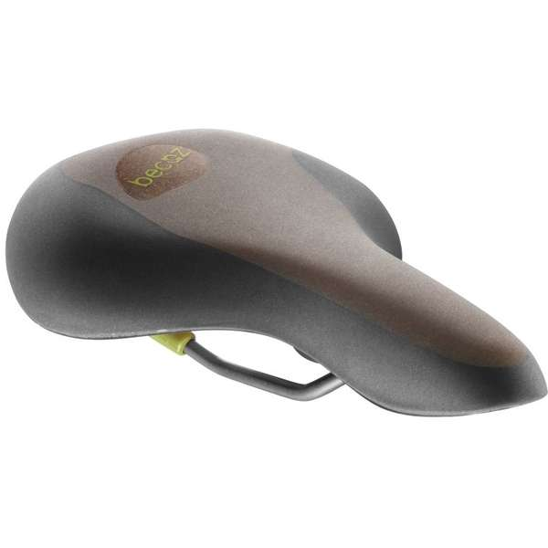 Sa bicicleta Selle Royal Becoz Moderate Corkgel, Cu Elastomeri