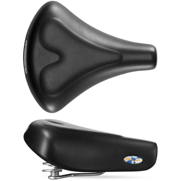 Sa bicicleta Selle Royal Relaxed Holland Rvg 82615G, Cu Arcuri