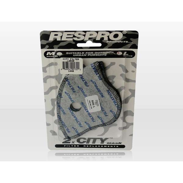 RESPRO City™ Filter Twin Pack - 2 filtre de schimb pt masca antipoluare City