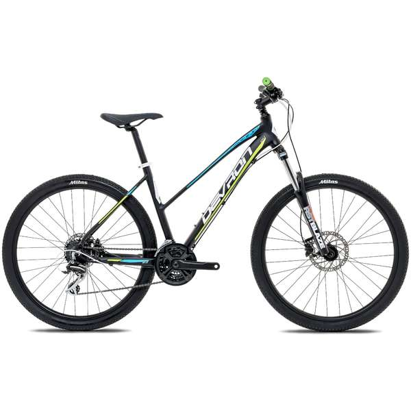 Bicicleta Devron Lady Riddle LH1.9 Dark Lime