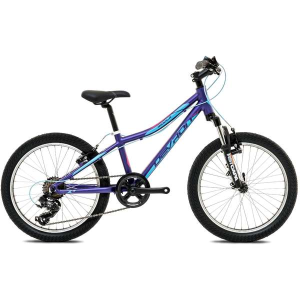 Bicicleta Devron Lady Riddle Susp.LH 0.2 Deep Purple