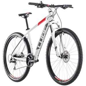 Aim Race 27.5 White Red 2018