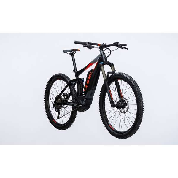 "Bicicleta Cube Stereo Hybrid 140 HPA Pro 400 27.5"" 2017"