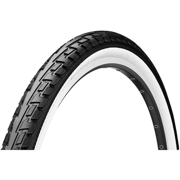 Cauciuc Continental Ride Tour PunctureProTection 28x1.75 negru/alb