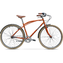 Bicicleta Pegas Bizniss 28 3S, Orange
