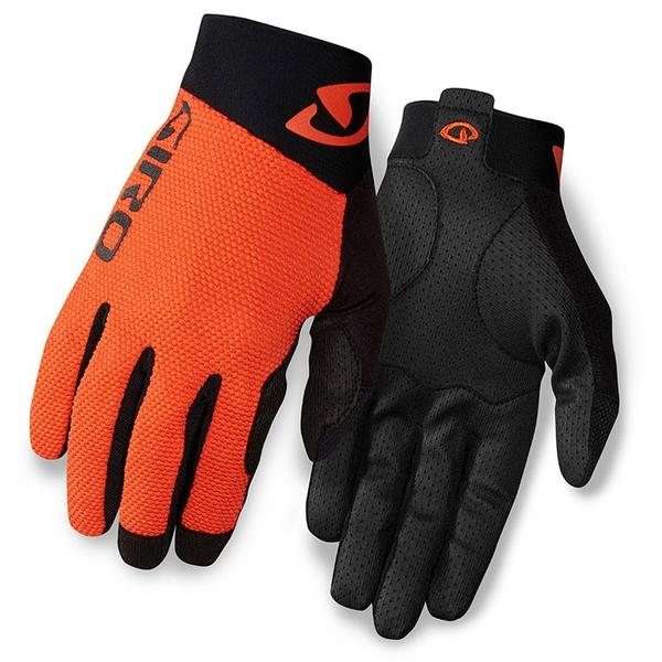 Giro Rivet Orange/Black