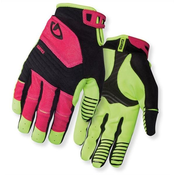 Giro DJ Gloves Black/Gum