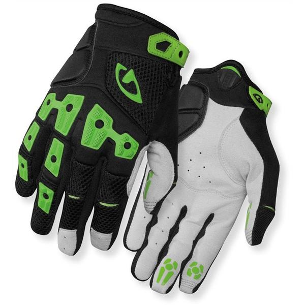 Giro Remedy Gloves white/black/green