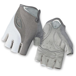 Gloves TESSA white / gray