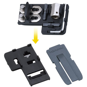 Topeak Set mini scule Survival GearBox TT2543 23 functii