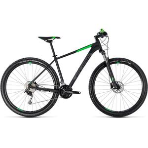 Aim SL 27.5 black flashgreen 2018