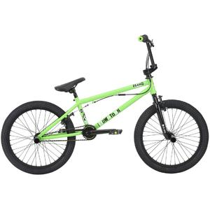 BMX Downtown DLX lime lucios 20.3
