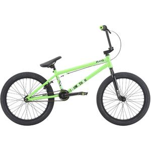 BMX Downtown lime lucios 20.3