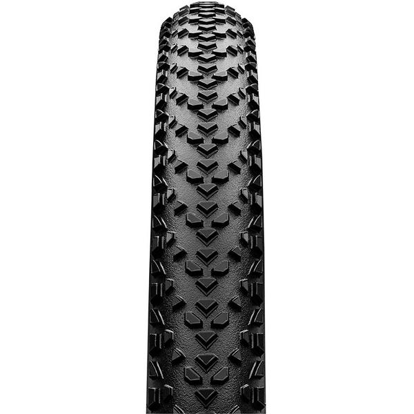 Cauciuc Continental RaceKing ProTection 29x2.2 pliabil TubelessReady BlackChili