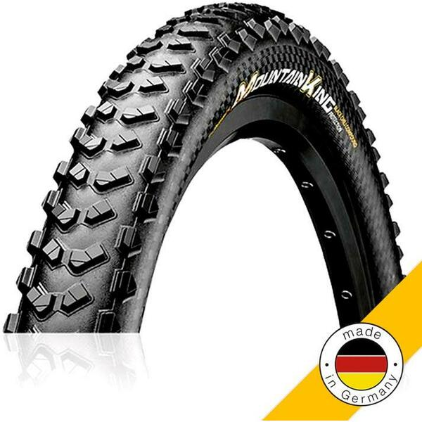Cauciuc Continental Mountain King Protection 27.5x2.3 pliabil