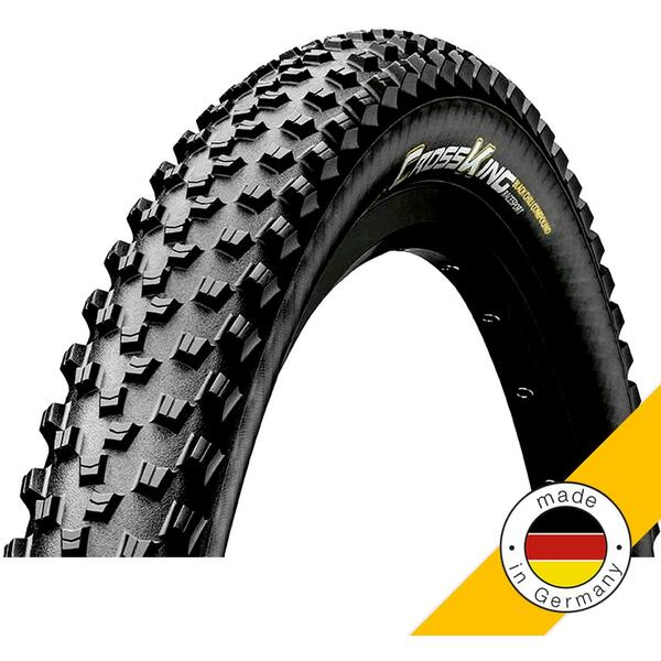 Cauciuc Continental Cross King Protection 27.5x2.2 pliabil