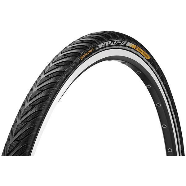 Cauciuc Continental All Ride Reflex 50-622 (28*2.0) negru