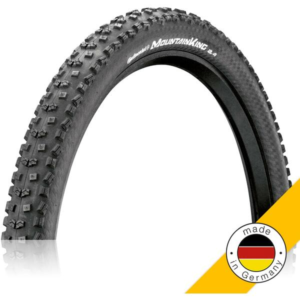 Cauciuc Continental Mountain King RaceSport 29x2.2 SilverLine OEM pliabil