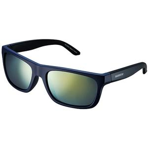 ochelari ce-s23x, mat orion blue/mat black, lentile smoke orange mirror hydrophobic
