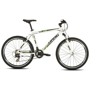 Bicicleta Drag 27.5 H-2 TX-37 16 white green