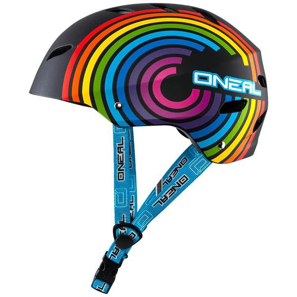 Casca ONEAL Dirt Lid Rainbow copii