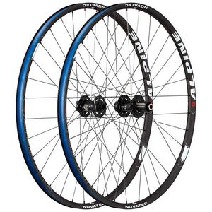 Alpine 27,5 (U2.1), tubeless set 15mm fata, 12x142mm spate
