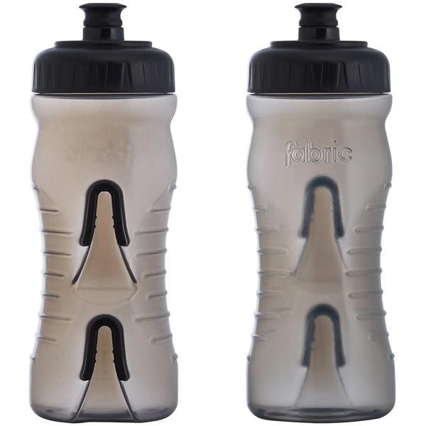 Fabric cageless Water Bottle Grey 600ML