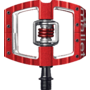 CrankBrothers Pedale Mallet DH Race Red