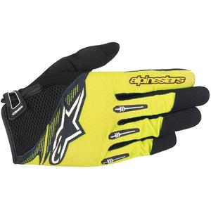 Manusi Flow Glove acid yellow black