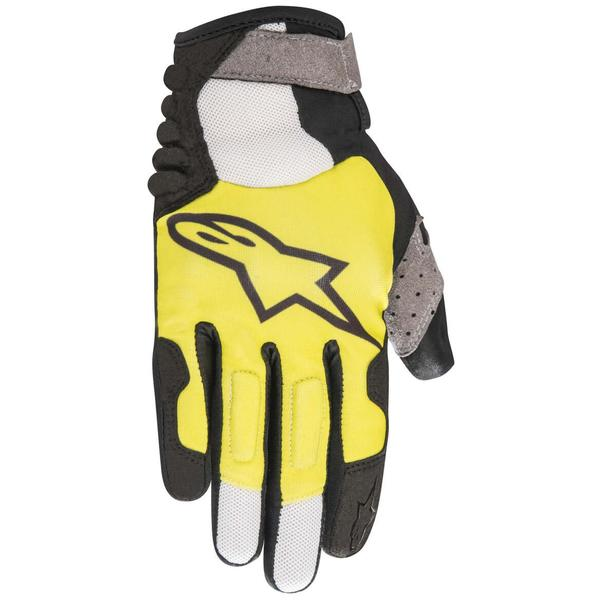 Alpinestars Manusi Linestorm black/acid yellow