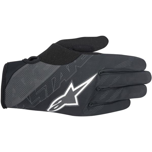 Alpinestars Manusi Stratus black/steel/gray